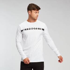 MP Men's The Original Long Sleeve Top - White