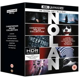 Christopher Nolan Kollektion - 4K Ultra HD