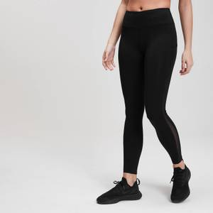 MP Power Mesh Leggings för kvinnor – Svart