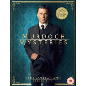 Murdoch Mysteries: The Collection Seasons 1-11
