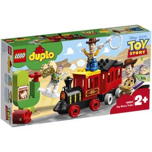 LEGO DUPLO Toy Story: 4 Train Toy for Toddler (10894)