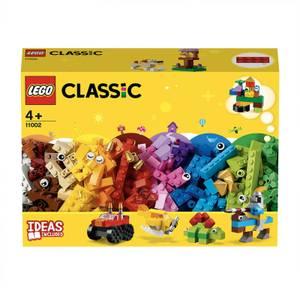 LEGO Classic: Basic Brick Set Construction Toy (11002)