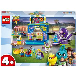 LEGO Toy Story 4: Buzz & Woody's Carnival Mania! (10770)