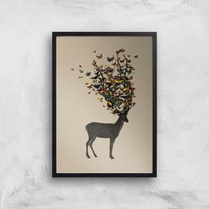 Tobias Fonseca Wild Nature Art Print