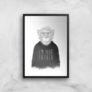 Balazs Solti I'm Your Father Art Print