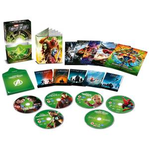 Marvel Studios Collector's Edition Box Set - Phase 3 Part 1