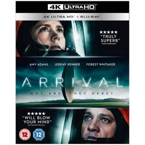 Arrival - 4K Ultra HD