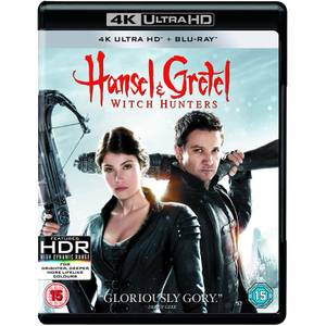 HANSEL AND GRETEL WITCH HUNTERS - 4K Ultra HD