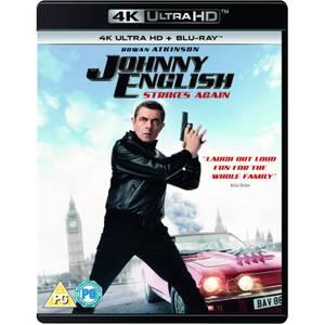 Johnny English Strikes Again - 4K Ultra HD