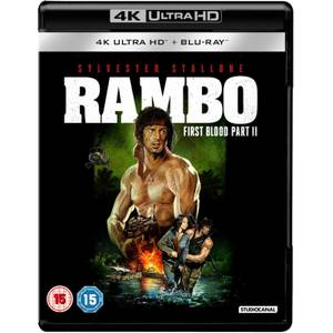 Rambo: First Blood Part II - 4K Ultra HD