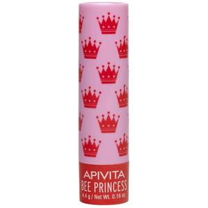 APIVITA Lip Care Bee Princess Bio-Eco - Apricot & Honey 4,4 g
