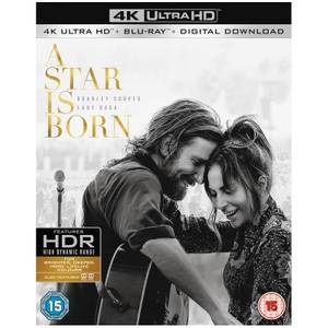 A Star is Born - 4K Ultra HD