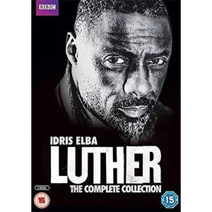 Luther The Complete Collection