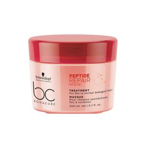 Schwarzkopf BC Bonacure Peptide Repair Rescue Treatment 200ml