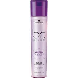 Schwarzkopf BC Bonacure Keratin Smooth Perfect Micellar Shampoo 250ml