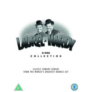 Laurel & Hardy: The Collection (Tradewide repackage) - Tradewide Repackage