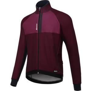 Santini Colle Windstopper Jacket - Bordeaux