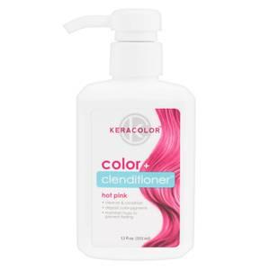 Keracolor Colour + Clenditioner - Hot Pink 355ml