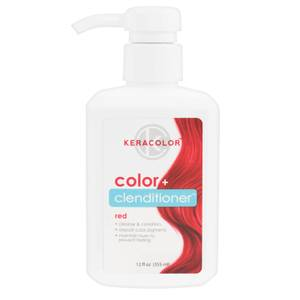Keracolor Colour + Clenditioner - Red 355ml