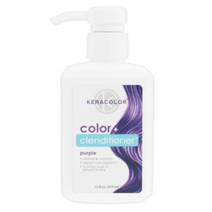 Keracolor Colour + Clenditioner - Purple 355ml