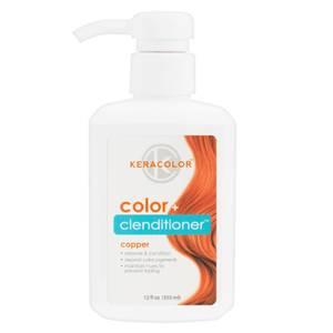 Keracolor Colour + Clenditioner - Copper 355ml
