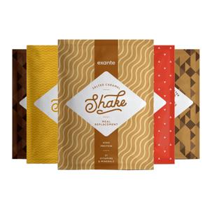Exante Box of 8 Shakes