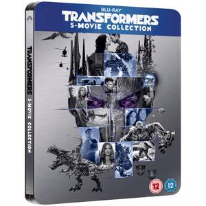 Transformers: 1-5 Collection Steelbook - Zavvi Exclusive