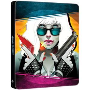 Atomic Blonde - 4K Ultra HD - Steelbook Exclusif Limité pour Zavvi