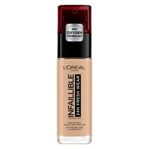 L'Oréal Paris Infallible 24hr Freshwear Liquid Foundation (Various Shades)