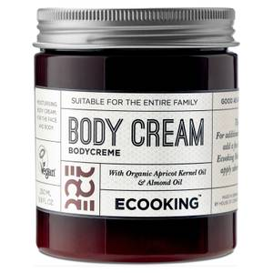 Crema corporal de Ecooking 250 ml