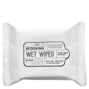 Ecooking Wet Wipes wilgotne chusteczki (30 szt.)