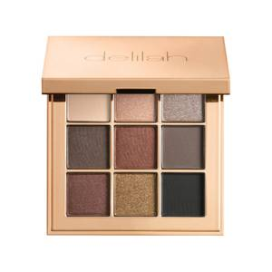 delilah Colour Intense Eyeshadow Palette - Damsel