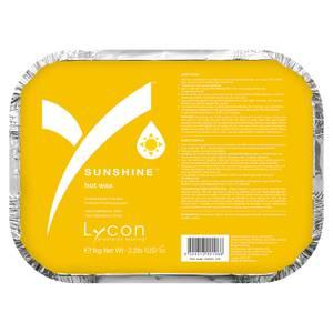 Lycon Sunshine Hot Wax 1kg