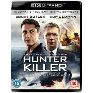 Hunter Killer - 4K Ultra HD
