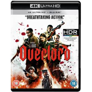 Overlord - 4K Ultra HD (Includes Blu-ray)