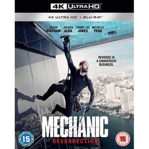 Mechanic: Resurrection - 4K Ultra HD