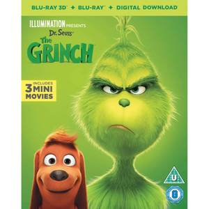 The Grinch (Includes 3D)