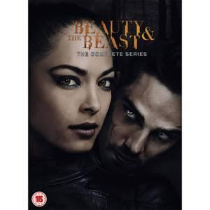 Beauty and the Beast Season 1-4
