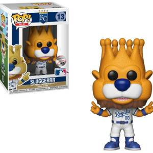 MLB Kansas City Royals Sluggerrrr Funko Pop! Vinyl