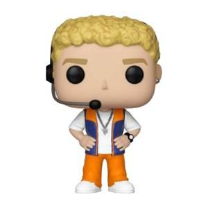 Pop! Rocks NSYNC Justin Timberlake Pop! Vinyl Figure