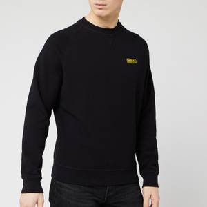 Barbour International Men's Essential Crew Sweatshirt - Black