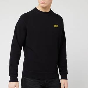 Barbour International Men's Essential Crew Sweatshirt - Black