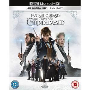 Animales fantásticos: Los crímenes de Grindelwald - 4K Ultra HD