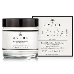 Avant Skincare Rose and Squalane Revitalising Duo Moisturiser 50ml