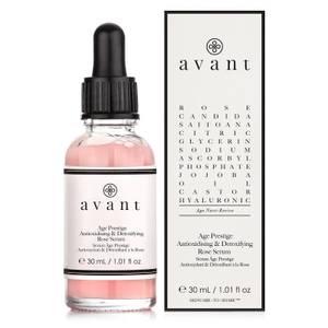 Anti-Oxidising & Detoxifying Gesichtsserum Rose
