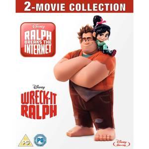 Wreck-it Ralph and Ralph Breaks The Internet Dubbelpak