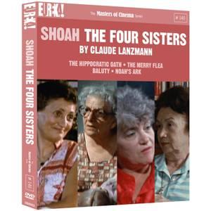 SHOAH : LES QUATRE SOEURS (Masters of Cinema) édition DVD