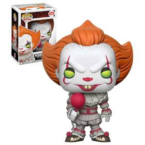 IT Pennywise with Balloon EXC Pop! Vinyl Figure