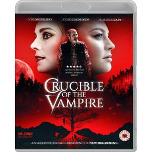 Crucible of the Vampire (Dual Format)