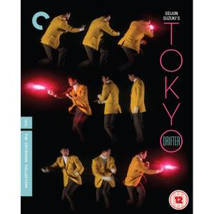 Tokyo Color Drifter - The Criterion Collection